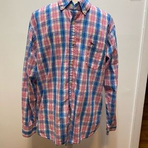 Men's Jarad dress shirt size large-XL